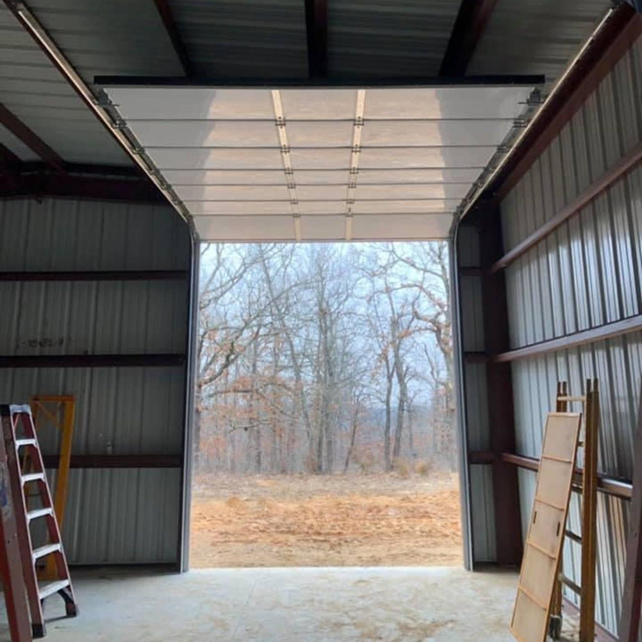 garage door service tulsa